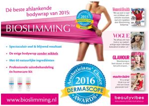 award 2016 bio slimming